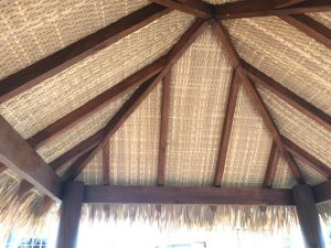Synthetic Thatch Roofing