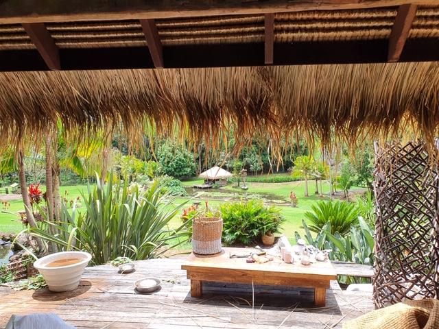 Bali thatch roofing by island thatch